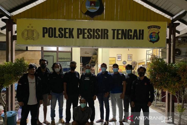 Tahanan Polres Padangsidimpuan yang kabur ditangkap di Lampung