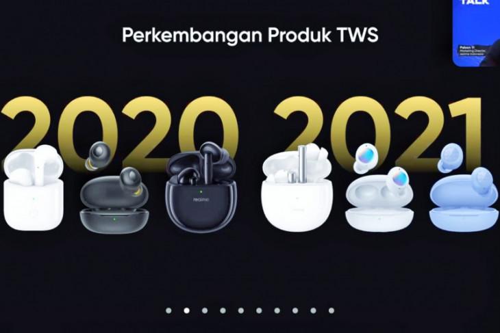 Penjualan produk AIoT Realme naik pada 2021