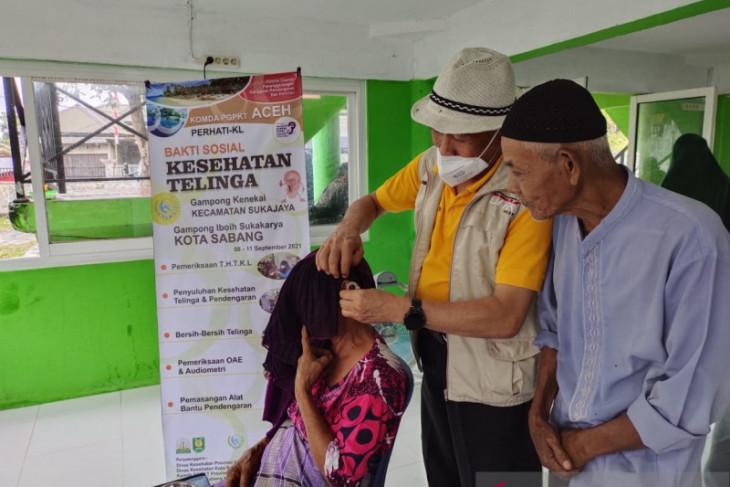 Dinkes Aceh dan Perdami gelar operasi katarak gratis di Sabang