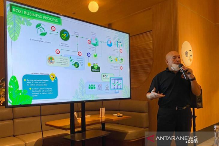 Peter Ghonta: Pendekatan ekonomi digital mendukung pelestarian lingkungan