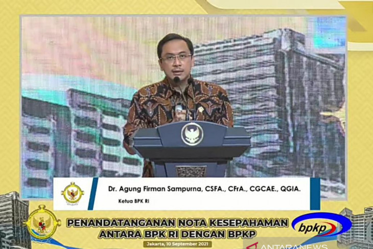 BPK-BPKP cooperate to expedite review of state financial reports