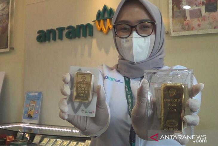 Antam: bisnis emas di Denpasar menggeliat setelah pelonggaran PPKM (video)