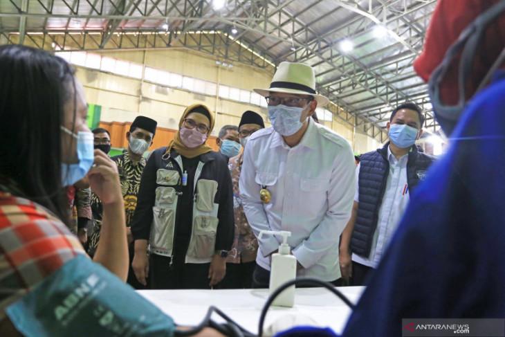 40.867.993 warga Indonesia sudah peroleh vaksin COVID-19 dosis lengkap