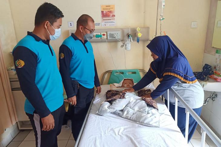 Lapas Lhoknga fasilitasi perawatan anak narapidana penderita hidrosefalus