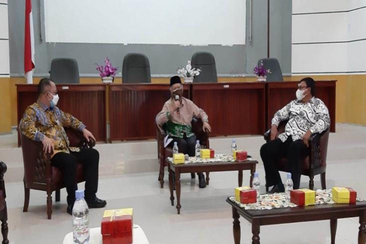 Kepala LLDIKTI XI terima audiensi Pemkab Mahakam Ulu terkait rencana pendirian Politeknik