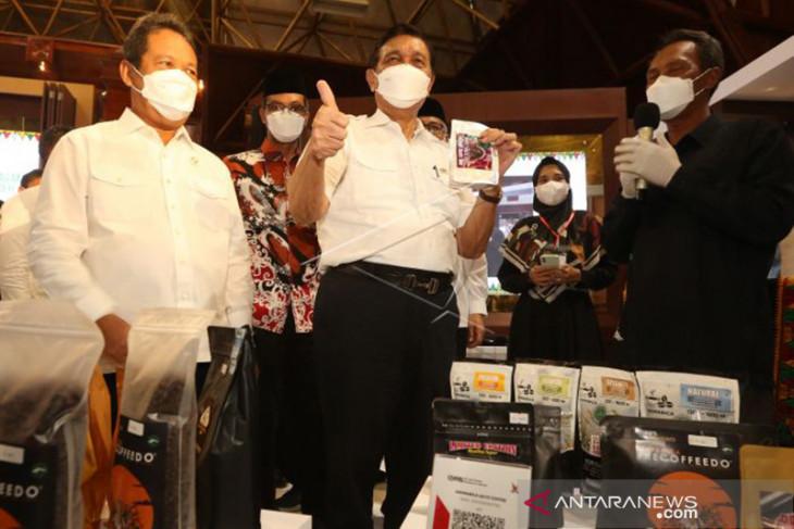 Presiden bentuk tim Gerakan Nasional Bangga Buatan Indonesia