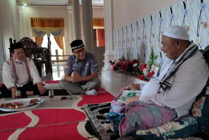 Pertamina jumpai ulama Aceh. Ada apa?