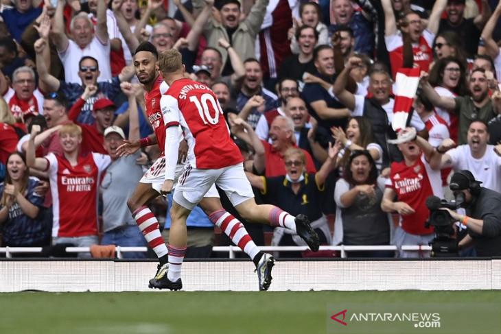 Arsenal akhirnya raih kemenangan perdana musim ini