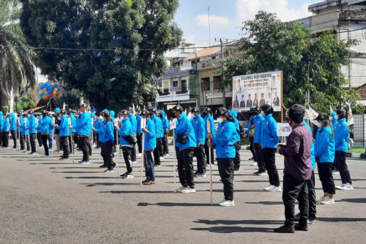 Gubernur Jambi menjanjikan atlet berprestasi diangkat jadi PNS