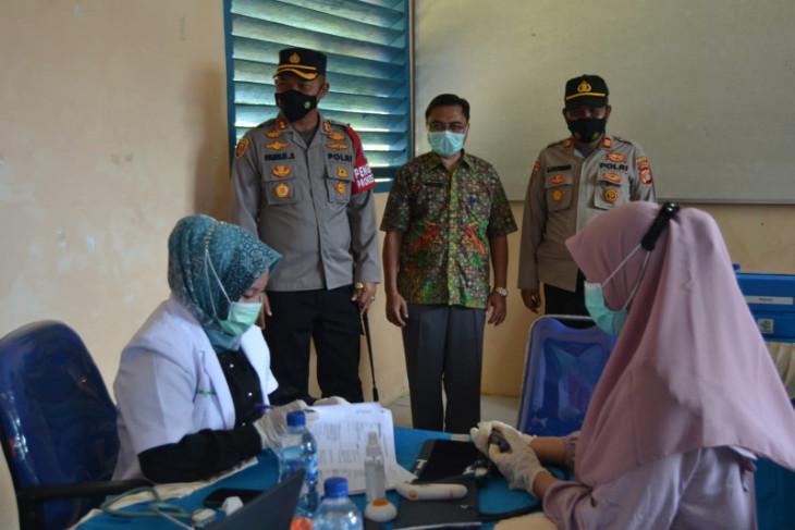 Animo masyarakat ikut vaksin tinggi di Simeulue