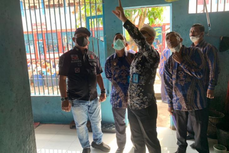 Kanwil Kemenkumham Aceh evaluasi instalasi listrik di Lapas