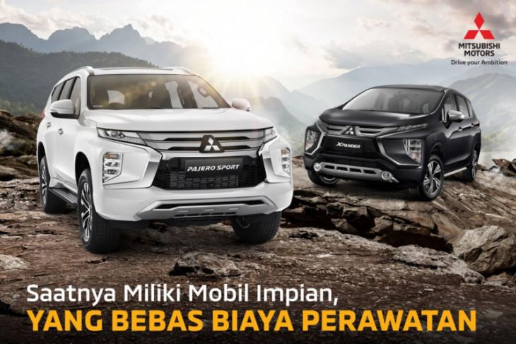 Lirik promo Mitsubishi September, diskon PPnBm hingga cicilan ringan