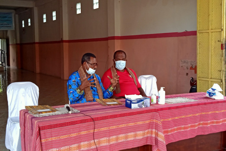 Masyarakat adat MOI dukung kebijakan Bupati cabut izin sawit di Sorong