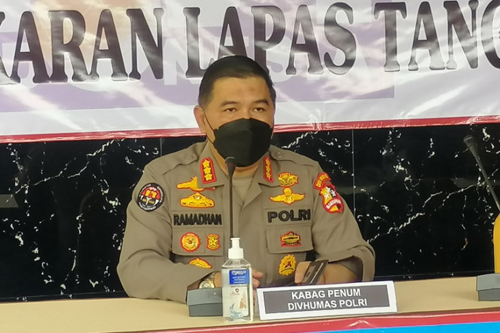 Polri: kasus penyerangan ulama pasti ditindak tegas