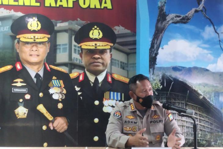 Polda Papua Barat pastikan penebalan personel di kabupaten Maybrat bukan Opsmil