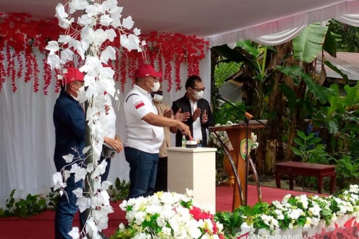 Gubernur Maluku luncurkan Gerakan Kalesang Negeri lestarikan lingkungan