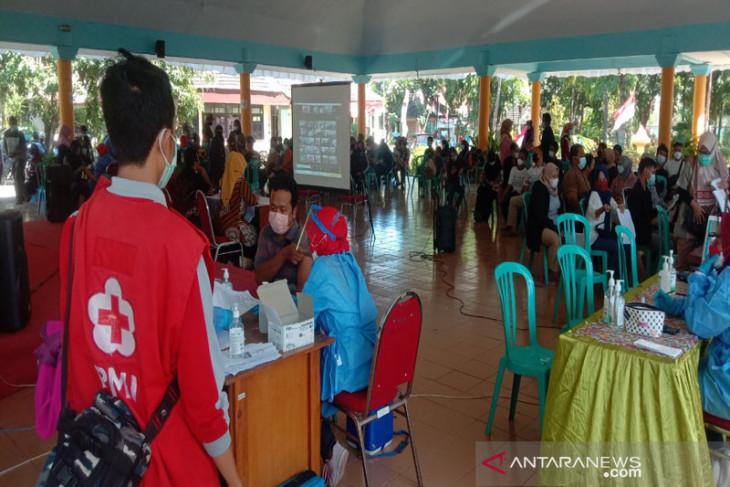 PMI dukung pemerintah dengan gelar vaksinasi massal di Kabupaten Pasuruan
