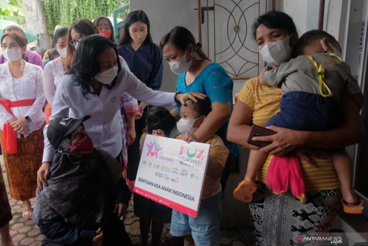 Menteri PPPA bantu anak dan perempuan kepala keluarga terpapar COVID-19