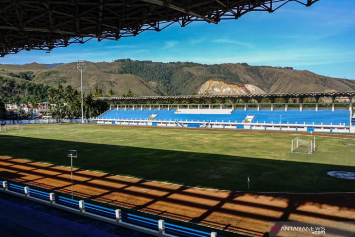 Stadion Barnabas Youwe PON Papua