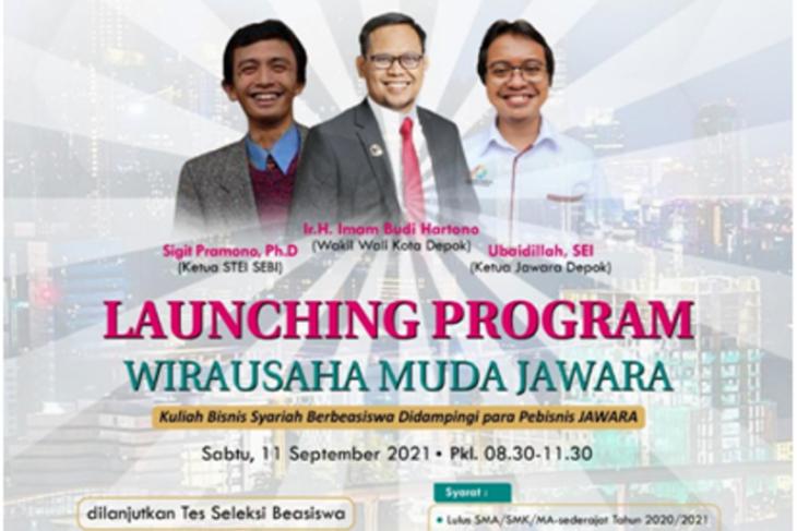 Jawara dan STEI SEBI siap tumbuhkan wirausahawan muda di Kota Depok