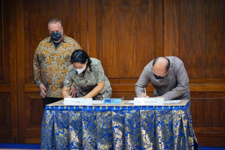 PAL Indonesia-Ludin jalin kerja sama pembangunan kapal perang dan persenjataan