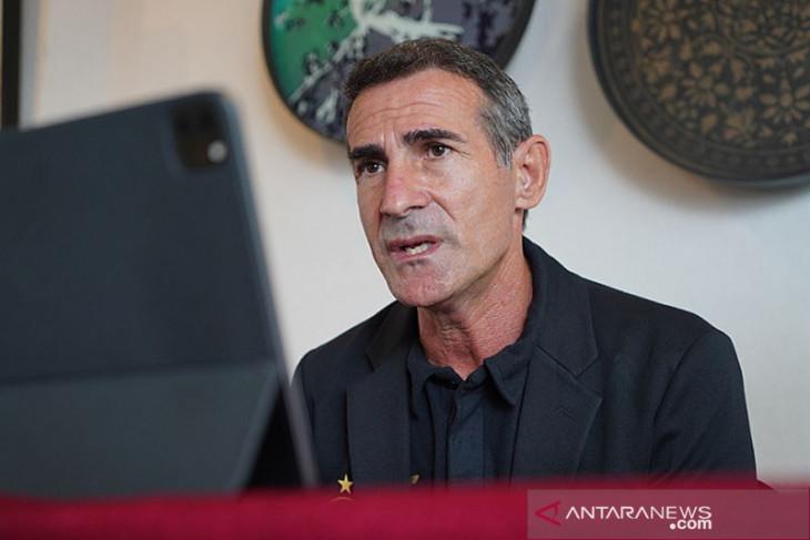 Pelatih  Angelo Alessio lega Persija catat kemenangan perdana di Liga 1
