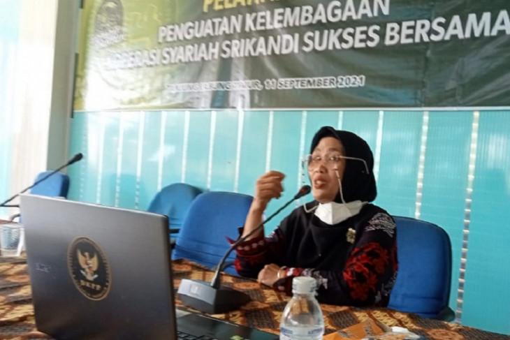 SKK Migas-PetroChina dan Dinas UMKM-Koperasi Tanjabtim gelar pelatihan penguatan koperasi syariah