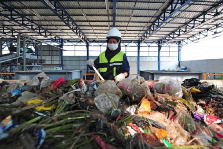 Pengolahan sampah TPA Talang Gulo Jambi