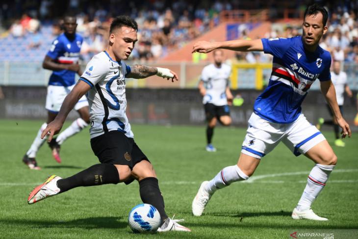 Sampdoria tahan imbang Inter Milan 2-2