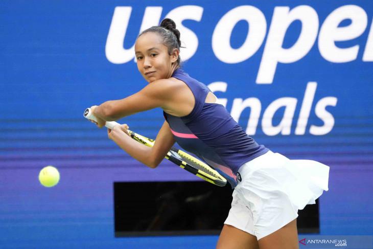 Leylah Fernandez merasa seperti Cinderella usai final US Open