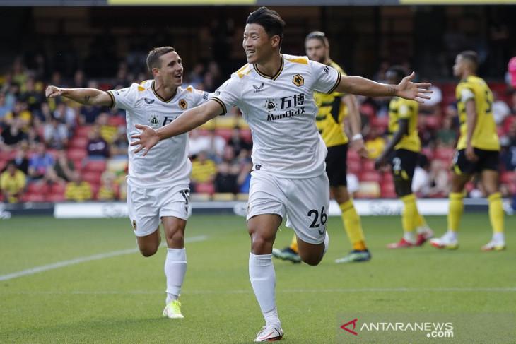 Wolverhampton petik tiga poin, awal musim positif Brentford usai