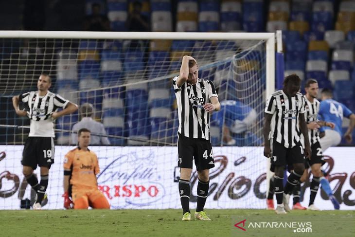 Juventus tersungkur di markas Napoli