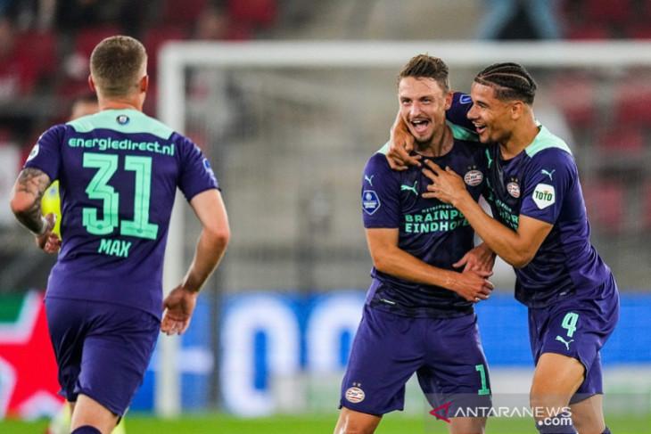 PSV restorasi kedudukan di puncak selepas hantam AZ Alkmaar