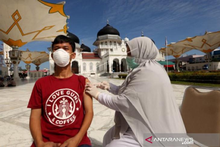 Bertambah 276 pasien COVID Aceh sembuh, paling banyak Banda Aceh