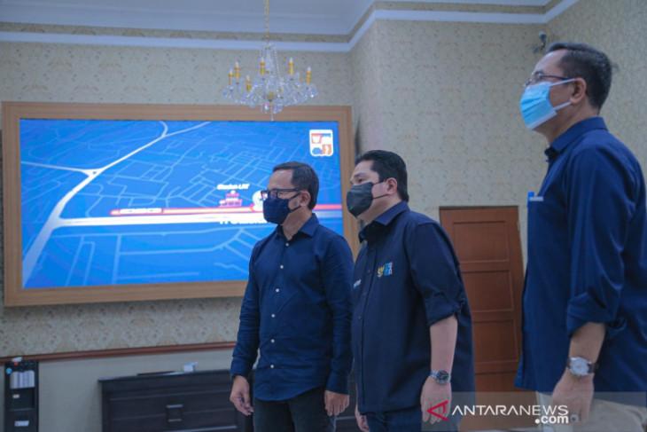 Menteri BUMN dukung Pemkot Bogor