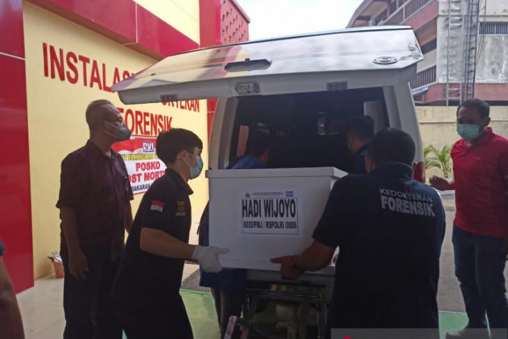 Tiga jenazah korban kebakaran Lapas Tangerang teridentifikasi