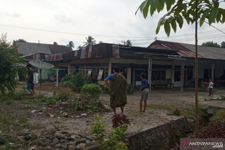 Kabupaten Agam Sumbar diguncang gempa 5,3 magnitudo