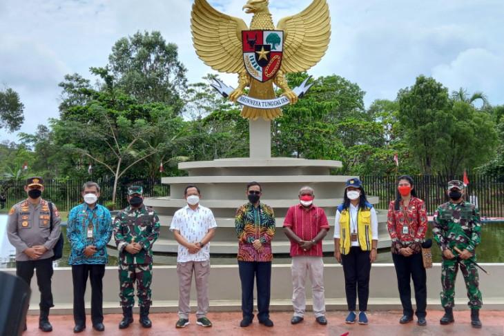 Mendagri sebut Papua anggaran terbesar nomor delapan di Indonesia