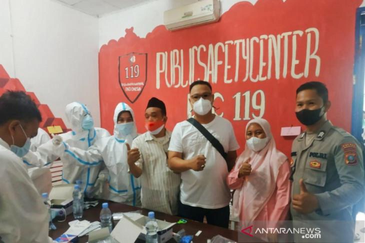 Pemkab Madina sediakan layanan tes Antigen dan Swab bagi peserta seleksi guru PPPK