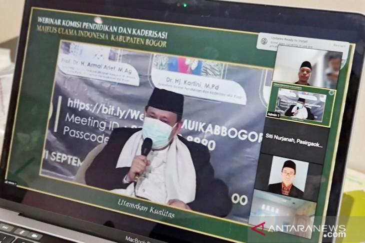 MUI Bogor turut rancang strategi pembelajaran di masa pandemi COVID-19