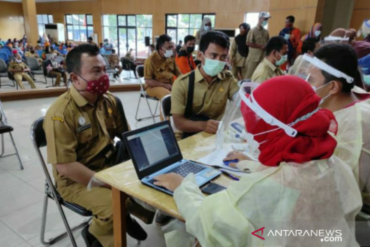 Dinkes Belitung: 63.609 warga sudah divaksin COVID-19