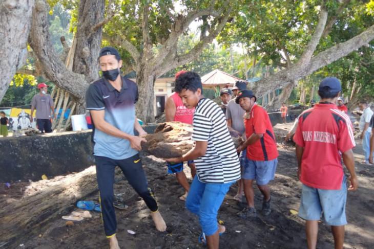 Objek wisata Pantai Kastela Ternate Dibenahi tingkatkan pesona wisata