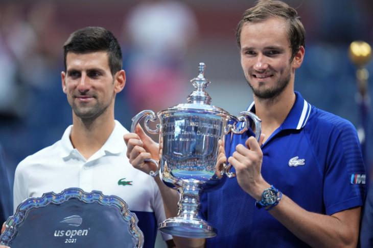 Medvedev juara US Open
