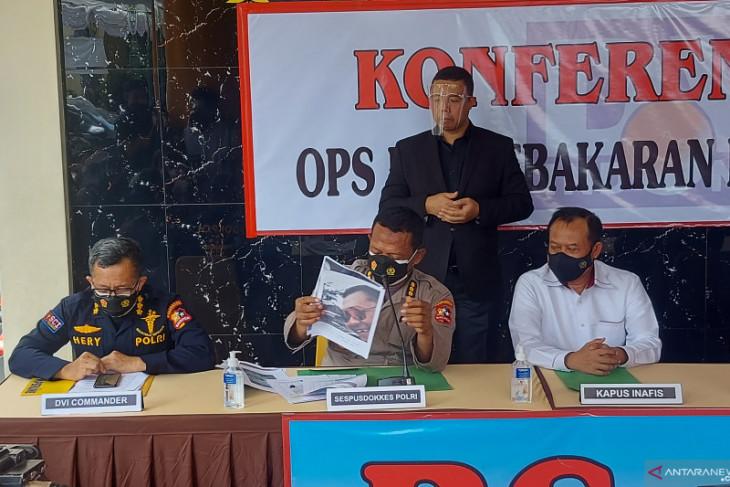 Dua jenazah napi korban kebakaran Lapas Tangerang dikenali berdasarkan gigi