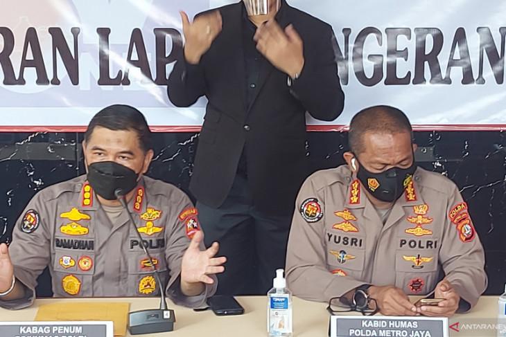 Polda Metro periksa 25 orang saksi terkait Lapas Tangerang