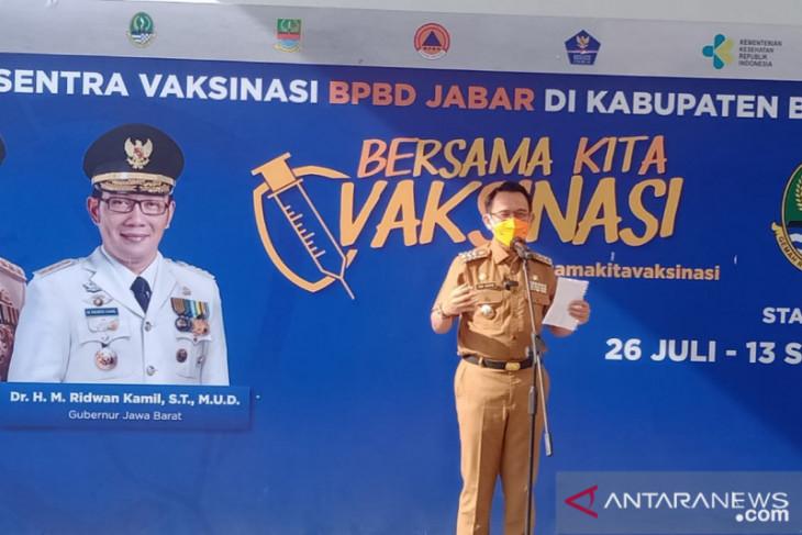 Kabupaten Bekasi siapkan gerai vaksinasi di setiap RW