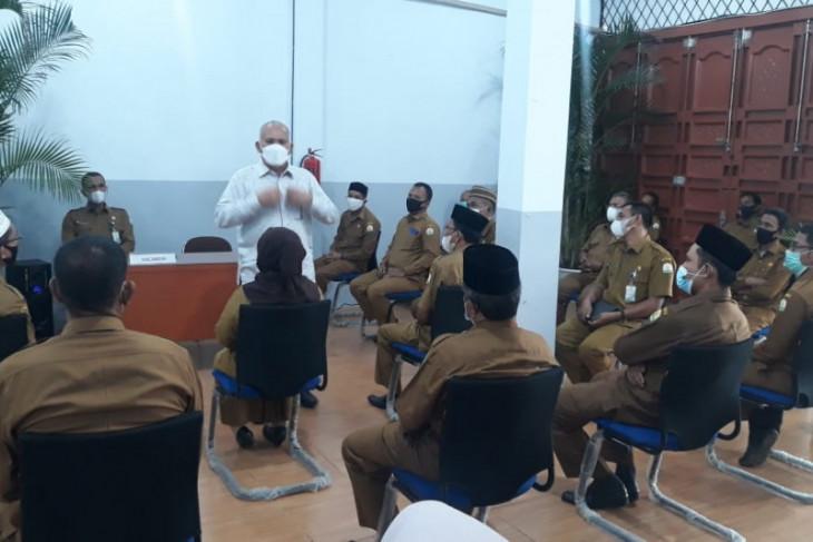 Cegah COVID-19, Sekda ingatkan sekolah di Aceh taat protokol kesehatan