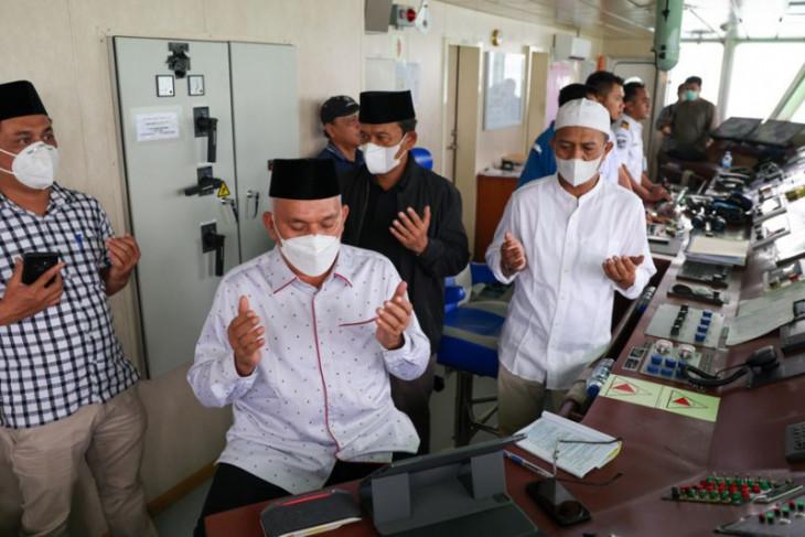 Zikir dan doa di Aceh Hebat 1, ini  pesan Sekda Aceh