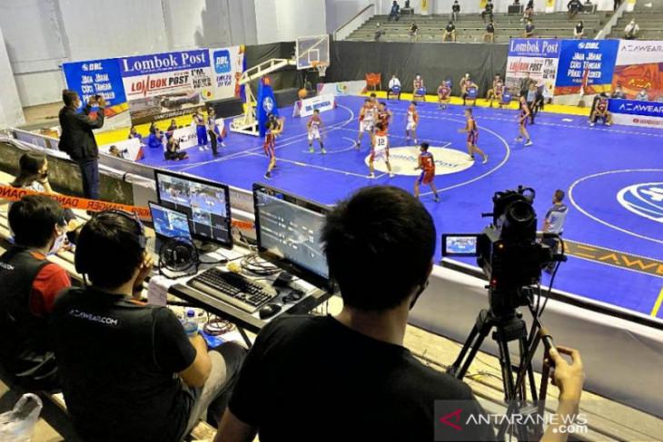 DBL suguhkan siaran langsung sebanyak 500 pertandingan