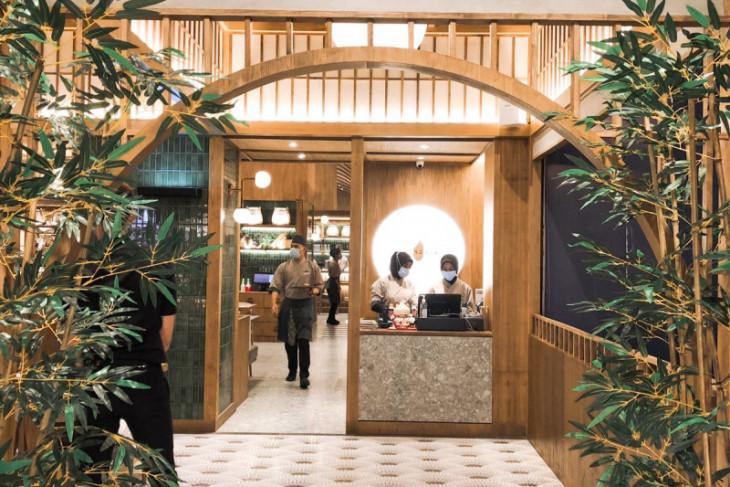 GION The Sushi Bar buka cabang di MOI